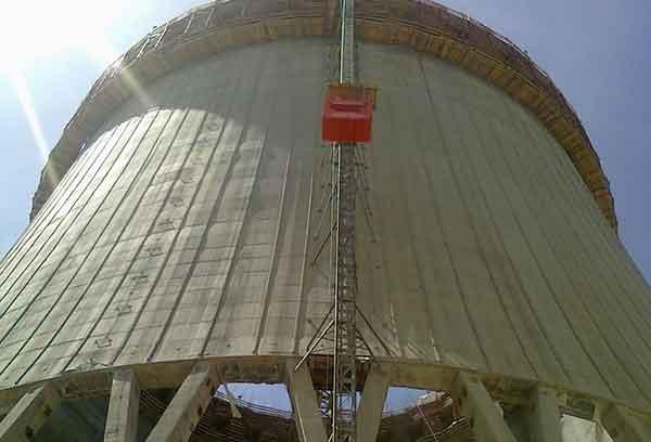 آسانسور کارگاهی و صنعت نفت