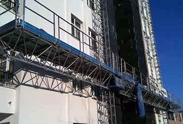 داربست-آسانسوری
